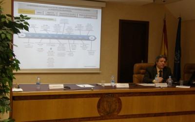 """Conferencia sobre """"Acreditación currucular y certificación de competencias"""""""