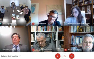 Reunión del Comité de Expertos del Esquema TECPIV